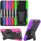 Phone Case For Huawei Vision 3 LTE Rugged Cover Kickstand
