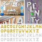 "16""/40"" INCH Large Foil Letter&Number Balloons Wedding Birthday Party Decoration"
