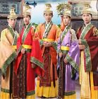 Chinese Traditional Ancient Costume Emperor Prince Dramaturgic Theatrical Play R