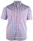 NEW BIG MENS KINGSIZE HENDERSON CRUISE CHECK SHIRT Size 2XL XXXL 3XL 4XL 5XL