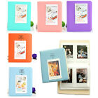 Retro 64 Pocket Album Photo Case For Fujifilm Instax Mini8 7s 25 50s 90 Polaroid