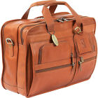 ClaireChase Executive Briefcase 3 Colors Non-Wheeled Computer Case NEW