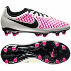 Nike Magista Onda FG 2015 Soccer Shoes White / Pink / Black  Kids - Youth