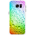Coloured Water Droplets Hard Case For Samsung Galaxy S7 (G930F)