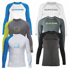 Dakine DNA Heavy Duty Twilight Lycra Rashguard Surf shirt Beach Long sleeve