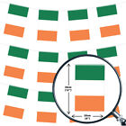 IRISH BUNTING 100FT COUNTRY NATIONAL FLAG PARTY DECORATION PVC ALL WEATHER 30M