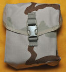 SAW 200 Pouch Three color Desert US Army Camo  Brand new Desert Storm
