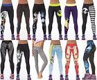 Sports Yoga Running Gym Tight Leggings Training Hose Lycra Capri BX03