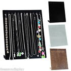 1PC Display Setting Velvet Paper For Necklace Pendant Multi-function 25.3x20.3