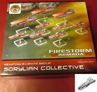 Firestorm Armada FASC70 Sorylian Collective Reinforcements Group (9) Miniatures