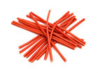 STRAWBERRY PENCILS BUY 4 GET 50% OFF CHEAPEST ITEM APPROX 10 PENCILS PER 100G