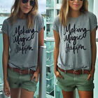 Fashion Women Casual Blouse Short Sleeve Shirt T-shirt Summer Blouse Tops Hot