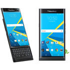 BlackBerry Priv STV100-1 -32GB 4G LTE GSM AT T Black- (Unlocked) Smartphone New