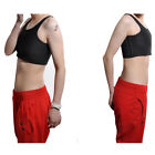 Lesbian Tomboy Les Breathable Chest Binder Short Vest Tops Tank Undershirt