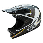 2016 Troy Lee Designs TLD D2 Sonar Helmet Black BMX Mountain 13909620