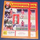 LIVERPOOL HOME PROGRAMMES 1983-1984