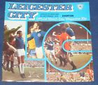 LEICESTER CITY HOME PROGRAMMES 1976-1977