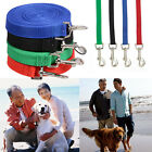 Nylon Pet Dog Cat Puppy Retractable Traction Rope Training Walking Lead Leash