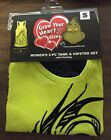 NWT Women's Dr. Seuss THE GRINCH 2 Pc Tank & Hipster Set ~Size XS
