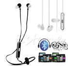 Wireless Bluetooth4.0 Stereo Heaphone Noise Reduction with Mic Neckband Earphone