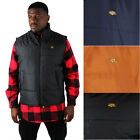 Rocawear Men's Layer Up Faux Down Vest Jacket Coat