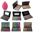 Hot Pro 15/88/120 Colors Concealer Eyeshadow Makeup Palette Sponge Puff