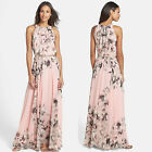 Sexy Womens Sundress Summer Boho Long Maxi Evening Party Dress Beach Dresses