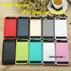 ShockProof Hard Back Slim Hybrid Phone Case Cover For iPhone 4s/5s/6 Plus