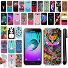 For Samsung Galaxy J3 J310 J320 / J3 V/ Sky S320 TPU SILICONE Case Cover + Pen
