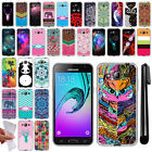 For Samsung Galaxy J3 J310 J320/ J3 V/ Sky S320 TPU SILICONE Case Cover + Pen