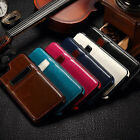 Ultra Slim Leather Back Stand Case Cover For Samsung Galaxy S6 S7 Edge Note5