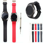 For Samsung Gear S2 Classic SM-R732 Sport Rubber Smart Wrist Watch Band Strap