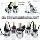 Ediors FluxBeam LED Headlight Bulbs 9006 9007 H1 H3 H4 H7 H10 H11 H13 Conversion