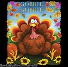 Thanksgiving Turkey Shirt, Gobble Gobble, cute & funny, Small - 5X