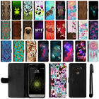 For LG G5 H850 VS987 Magnetic Flip Wallet Leather POUCH Case Phone Cover + Pen