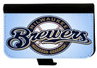 MILWAUKEE BREWERS SAMSUNG GALAXY & iPHONE CELL PHONE CASE LEATHER COVER WALLET on Ebay