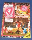LIVERPOOL HOME PROGRAMMES 1989-1990