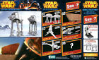 Star Wars Vehicle 7 Gashapon figure 1/350 F-Toys Y-Wing AT-AT Slave Starfighter