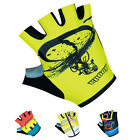 ANGDA GEL Cycling Gloves Half Finger Bike Bicycle Biking Riding Gloves S-XXL