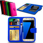 Clip On PU Leather Flip Wallet Book Case Cover For Blackview Omega Pro