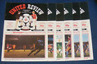 MANCHESTER UNITED HOME PROGRAMMES 1983-1984