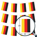 GERMANY BUNTING 33,100,200,400FT LARGE DECORATION NATIONAL COUNTRY FLAG