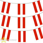 AUSTRIA BUNTING 33,100,200,400FT LARGE DECORATION NATIONAL COUNTRY FLAG