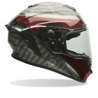 Bell Star RSD Blast Motorcycle Helmet Integral Biker DD-Ring Removable Interior