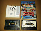 Out Run (By US Gold),  Commodore C64 C128 Cassette