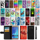 For Samsung Galaxy J7 J710 2nd Gen Flip Wallet Leather POUCH Case Cover + Pen
