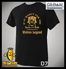 WOLVES legend  football sportng fc funny  T SHIRT small to 5XL D7