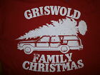GRISWOLD FAMILY CHRISTMAS Retro Truckster National Lampoon Vacation Tree NWT