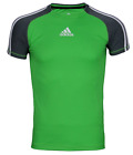 Adidas Youth Athletic Performance Climalite T-Shirt, Lime Green