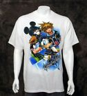 Disney Kingdom Hearts Aim At The Stars Mickey Licensed T-Shirt